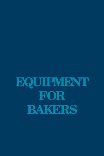 9780942849271: Equipment for Bakers