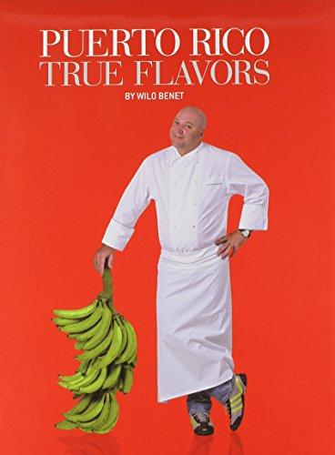 9780942929355: Puerto Rico True Flavors