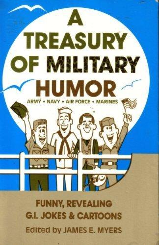 9780942936162: A Treasury of Military Humor