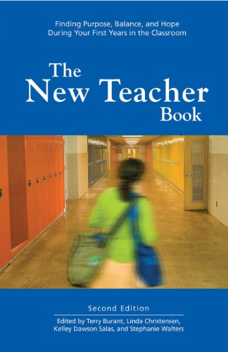 9780942961478: The New Teacher Book: Finding Purpose, Balance and Hope During Your First Years in the Classroom