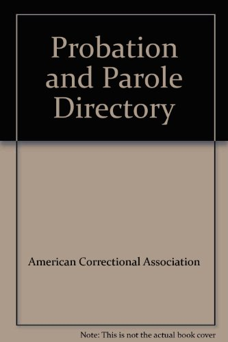 Probation and Parole Directory: n/a