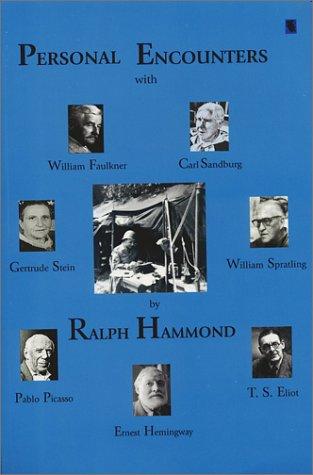 Personal Encounters: Hammond, Ralph