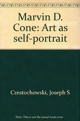 9780942982077: Marvin D. Cone: Art as self-portrait