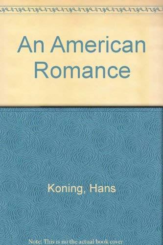 9780942986143: An American Romance