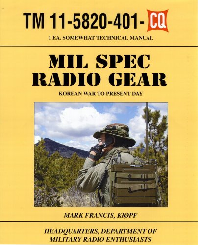 Mil SPEC Radio Gear: Korean War to: Mark Francis