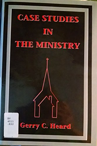 9780943025803: Case studies in the ministry