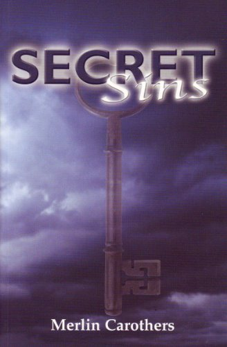 Secret Sins (0943026369) by Merlin Carothers