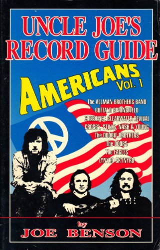9780943031064: Uncle Joe's Record Guide: Americans