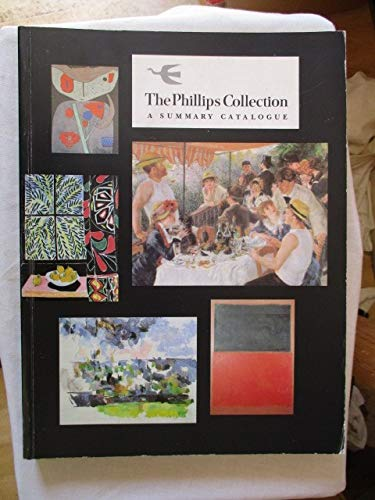 Phillips Collection: A Summary Catalogue: Passantina, Erika D.