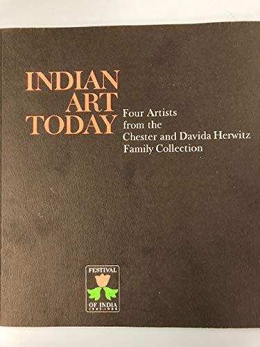 Indian Art Today: Four Artists from the: Various
