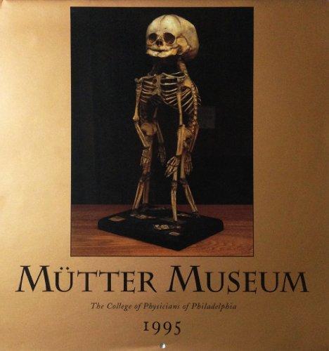 Mutter Museum Calendar 1995