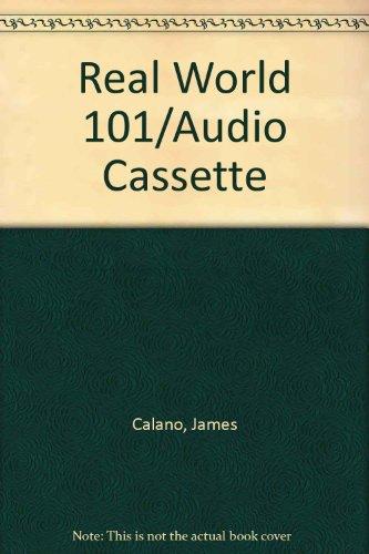 9780943066004: Real World 101/Audio Cassette