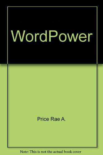 WordPower: A., Price Rae