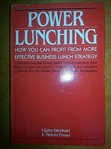 9780943084077: Power Lunching