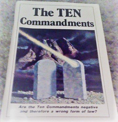 The Ten Commandments: Meredith, Roderick C