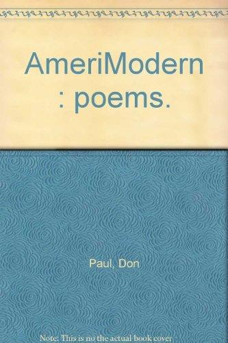9780943096025: AmeriModern : poems.