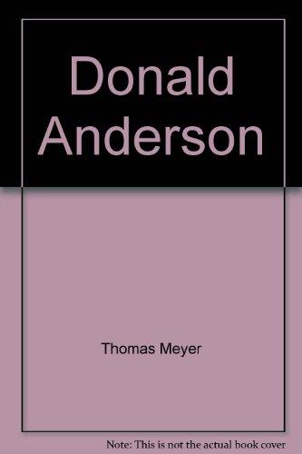 Donald Anderson: Meyer, Thomas; Williams, Jonathan; Reuter, Laurel J.