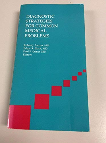 9780943126203: Diagnostic Strategies for Common Medical Problems