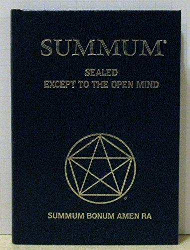 9780943217000: Summum: Sealed, Except to the Open Mind