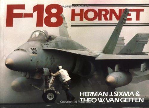 9780943231600: F-18 Hornet