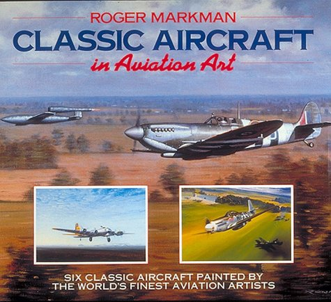 Classic Aircraft in Aviation Art
