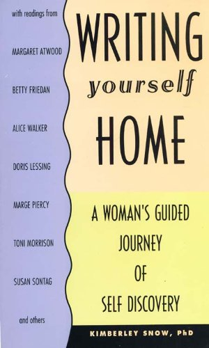 9780943233321: Writing Yourself Home: A Woman's Guided Journey of Self Discovery