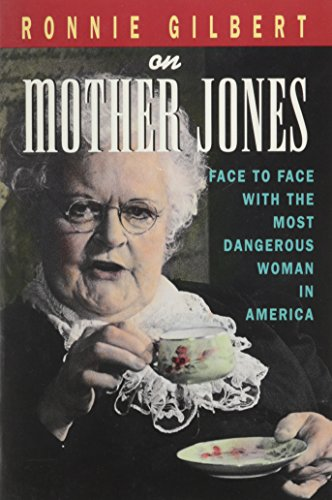 Ronnie Gilbert on Mother Jones: Face to: Gilbert, Ronnie