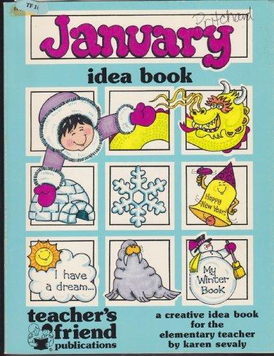 January Idea Book: A Creative Idea Book: Sevaly, Karen