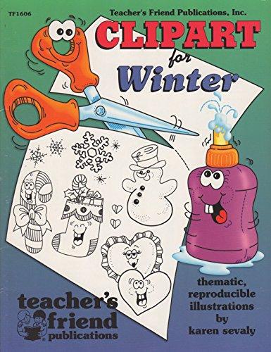 Clip Art for Winter: Teacher's Friend Publications,