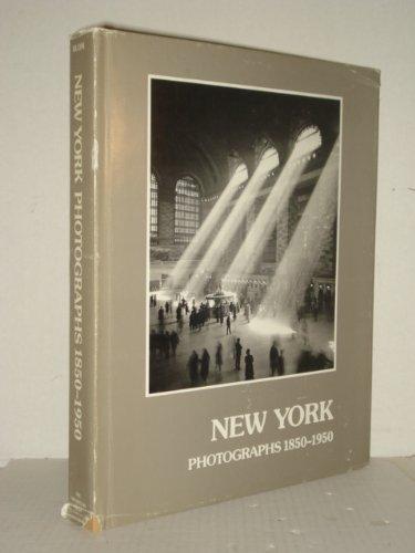 NEW YORK: Photographs 1850-1950.: Benjamin Blom