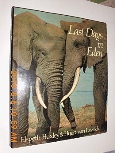 9780943276021: Last Days in Eden