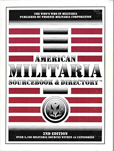 American Militaria Sourcebook Edition