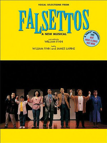 Vocal Selections from Falsettos (Paperback)