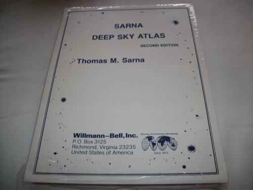 9780943396064: Sarna Deep Sky Atlas