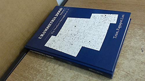 Uranometria 2000.0 Vol. 1 : The Northern: Wil Tirion; Loui;