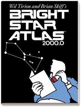 9780943396279: Bright Star Atlas