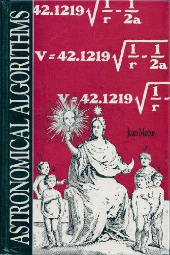 9780943396354: Astronomical Algorithms