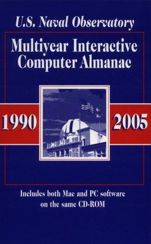 MULTIYEAR INTERACTIVE COMPUTER ALMANAC 1990-2005: VERSION 1.5.: No author.