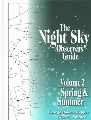 9780943396606: Night Sky Observer's Guide: Vol 2