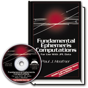 9780943396637: Fundamental Ephemeris Computations: For use with JPL data