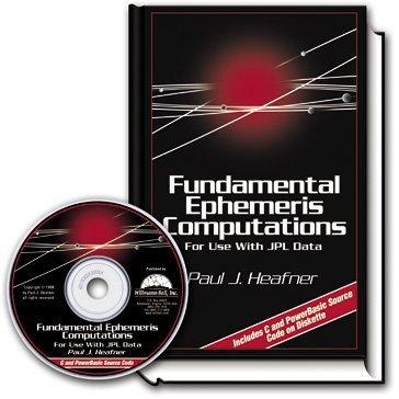 Fundamental Ephemeris Computations: For use with JPL: Paul J. Heafner