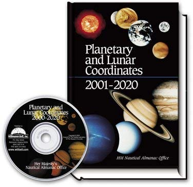 Planetary and Lunar Coordinates 2001-2020