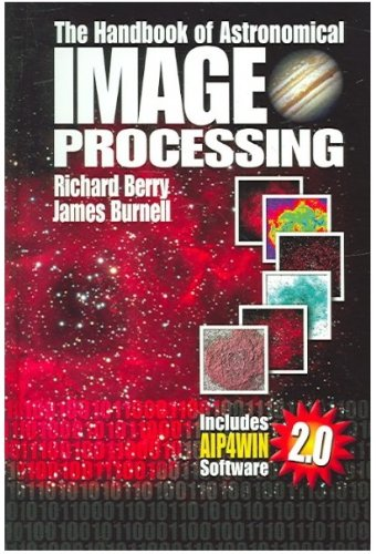 9780943396828: The Handbook of Astronomical Image Processing