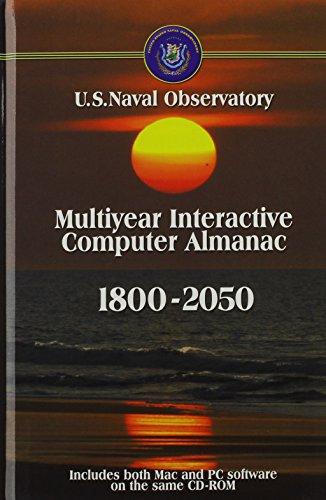 9780943396842: Multiyear Interactive Computer Almanac, 1800-2050: Version 2.0