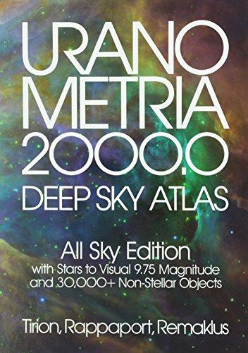 9780943396972: Uranometria, All Sky Edition