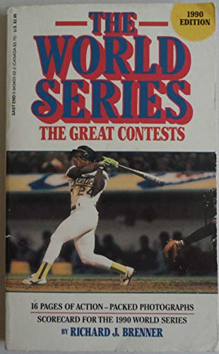 9780943403021: The World Series-the Great Contests