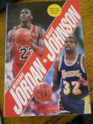 9780943403045: Michael Jordan/Magic Johnson