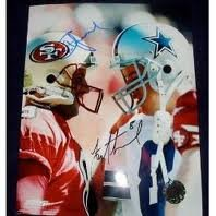 9780943403267: Troy Aikman Steve Young