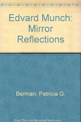 9780943411101: Edvard Munch: Mirror Reflections