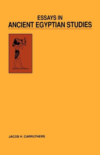 Essays in Ancient Egyptian Studies: Carruthers, Jacob H.